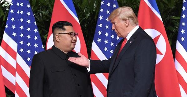 Trump hat Kim Jong Un angeblich seine direkte Durchwahl gegeben – warum man das nie machen sollte