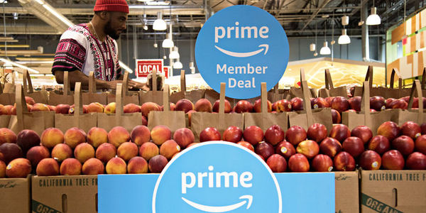 Amazon Prime Members Win at Whole Foods