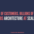 Millions Of Customers. Billions Of Dollars: iOS Architecture At Scale