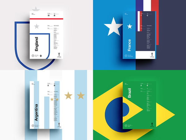 8-point grid typography, World Cup posters and React meets design