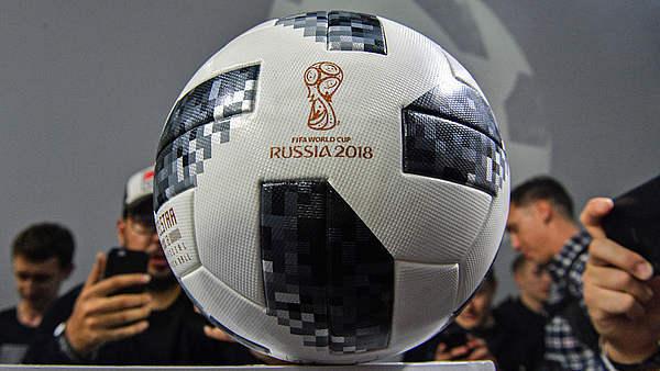 Warum der WM-Ball so aussieht, wie er aussieht