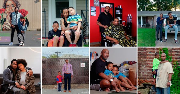 Black Fathers on raising Sons in America Today