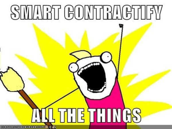 The Truth about Smart Contracts – Jimmy Song – Medium