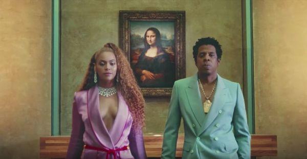 Beyoncé en Jay-Z: wie anders?