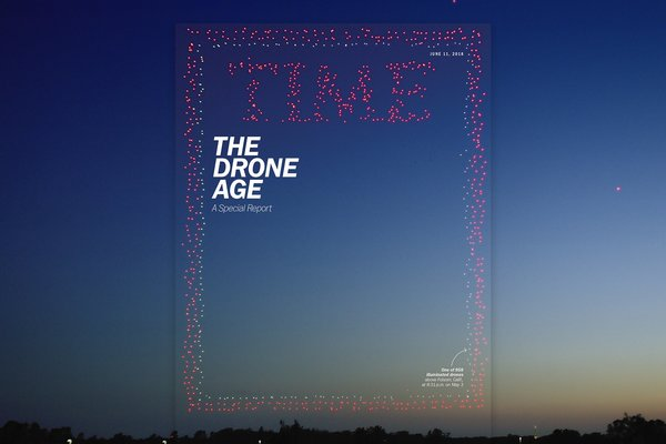 Time - The Drone Age