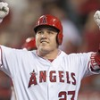 Mike Trout's WAR