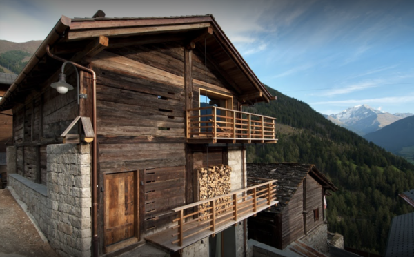 Join us October 26-28 in the beautiful Swiss alps: the 1st ever FUTURE RETREAT!