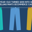 How a 33-Year-Old Turned $200 Into $1 Million in 92 Days Selling Pants - CreditLoan.com®