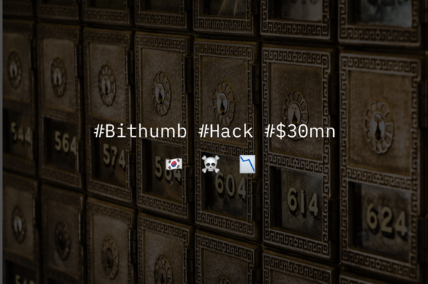 🖨️ Tether Proves Reserves? ☠️ Bithumb Hacked – Cryptos