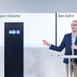 AI Learns the Art of Debate with IBM Project Debater