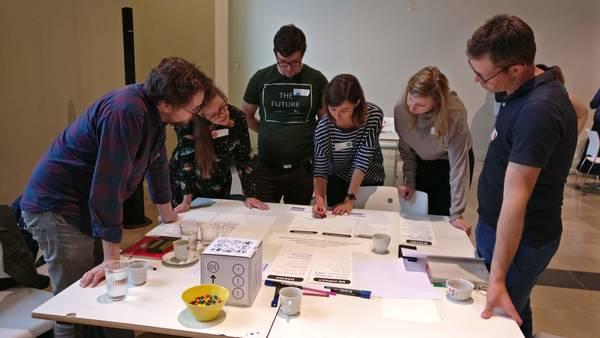 Workshop over de toekomst van Design Museum Gent