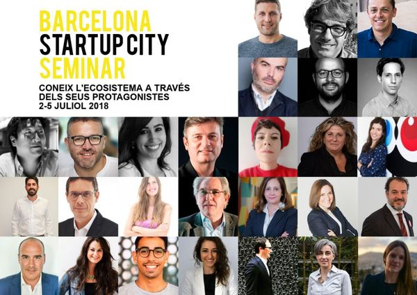 Connect to the main players in the Barcelona Startup Ecosystem