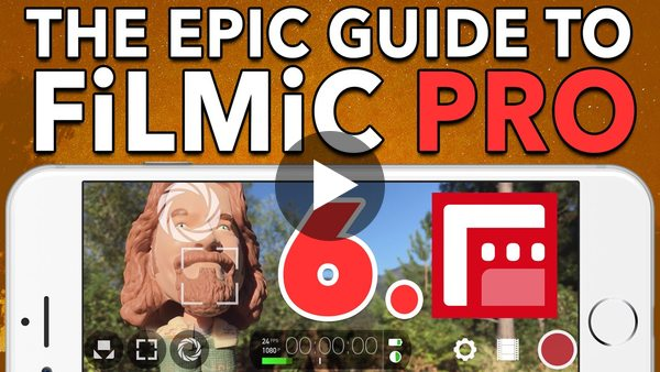 6. Vertical Video Capture - Epic Guide to FiLMiC Pro - YouTube