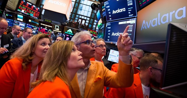 Last week's IPO, Avalara, is today's big winner in internet tax rally after Supreme Court Wayfair decision