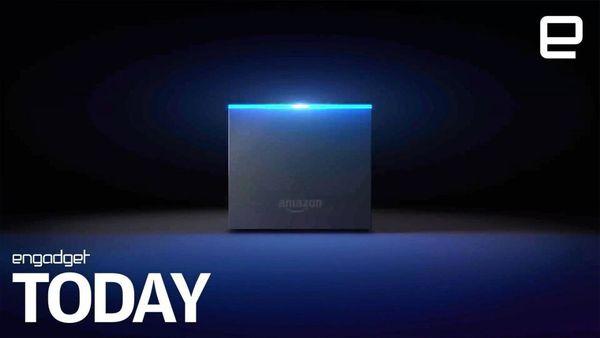 Amazon's Fire TV Cube = Echo + Set Top Box