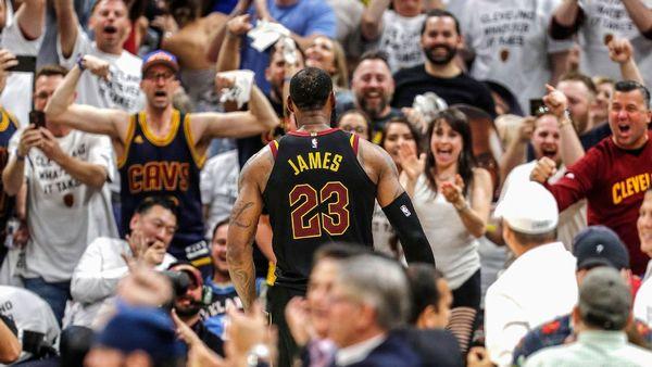 LeBron's Value to the Economy of Cleveland