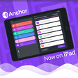 Anchor pour iPad