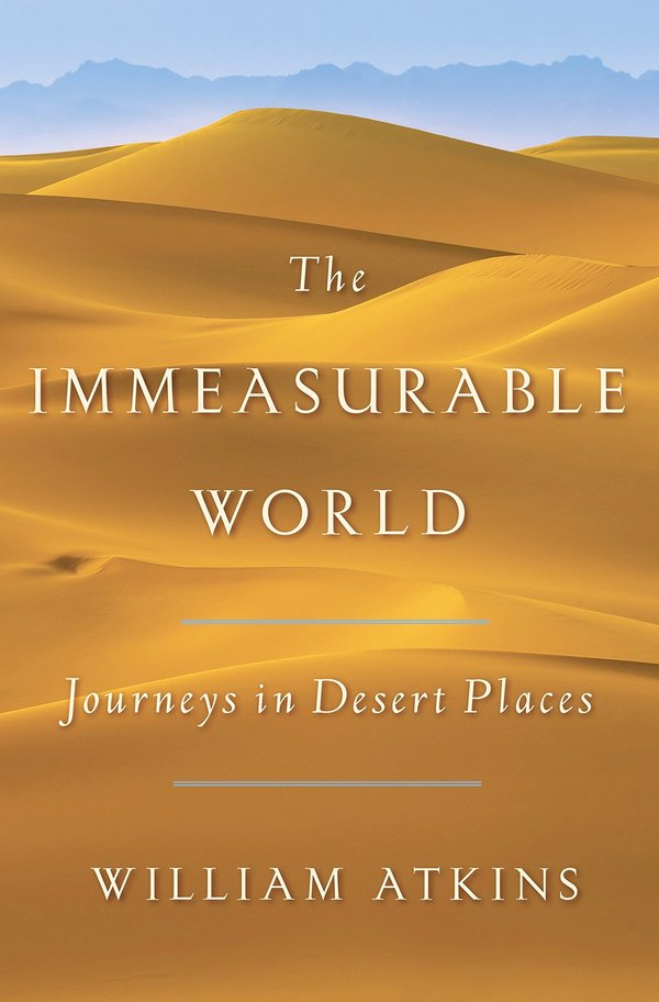 """In the classic literary tradition of Bruce Chatwin and Geoff Dyer, a rich and exquisitely written account of travels in eight deserts on five continents that evokes the timeless allure of these remote and forbidding places."""