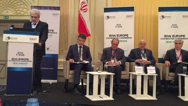 Iran-Europe technological co-op greatly benefits startups both sides.