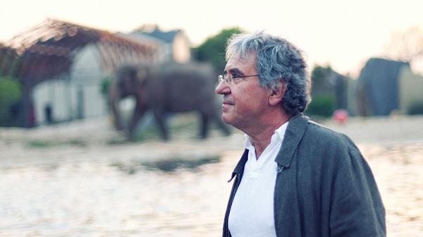 directeur Haig Balian in Artis / Column Film