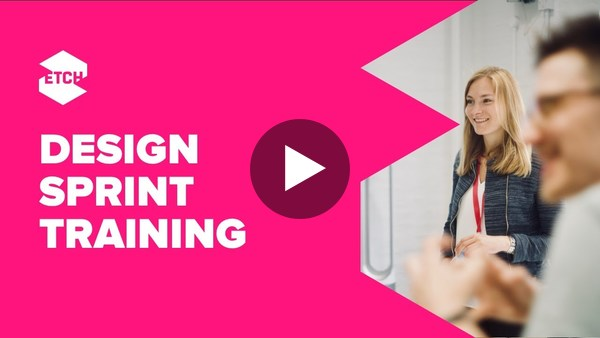 Design Sprint Training - we make innovation training fun!