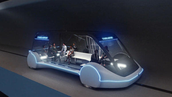 Chicago taps Elon Musk's Boring Company to Build High-Speed Transit Tunnels