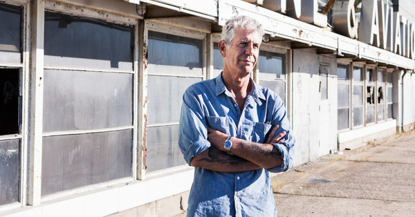 The Insatiable and Unknowable Bourdain