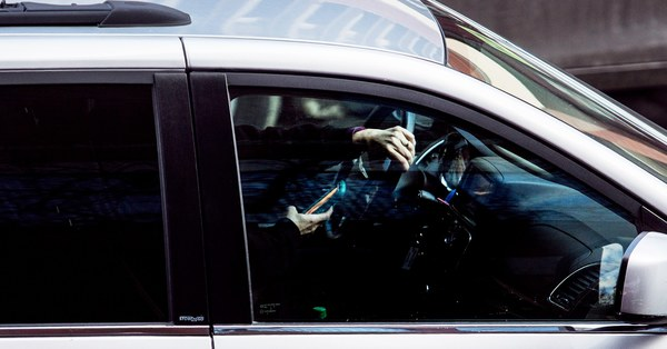 Distracted Driving Is Out of Control, and There's No Single Cure | WIRED
