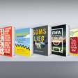 WANT Boeken: FIFA, Reclame, Feitenkennis en meer!