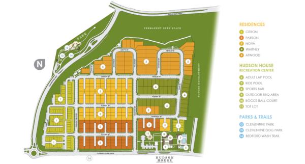 Bedford master plan