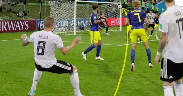 The Outstanding Goals of Ronaldo and Kroos as You've Never Seen Them