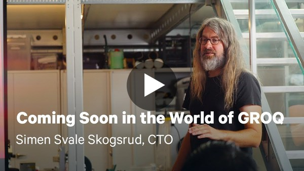 Coming Soon in the World of GROQ – Simen Svale Skogsrud @ An Evening of Sanity, 19.06.2018 - YouTube