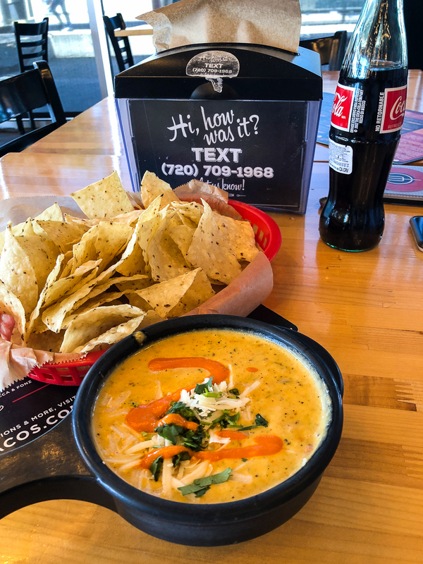 Chips & Queso (Torchy's Taco - Denver, CO)