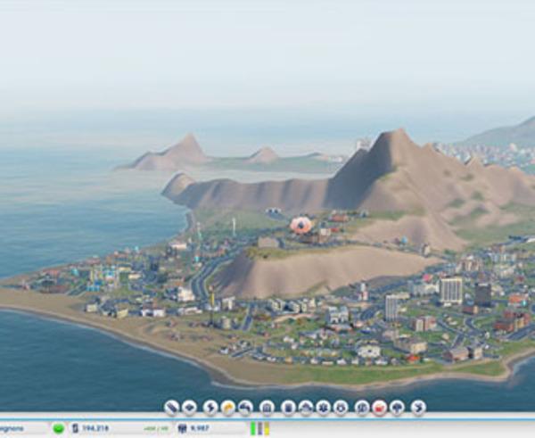 Hier erklärt der Game-Designer von SimCity, wie er den Charakter des Spiels entwickelte