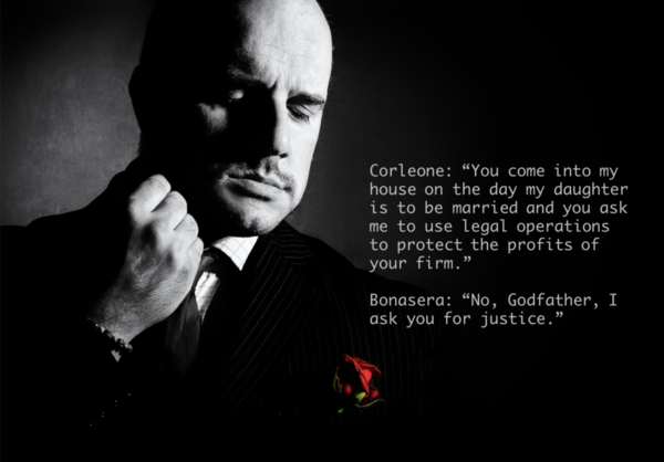 The Godfather just lateraled to a law firm (055) | Legal Evolution