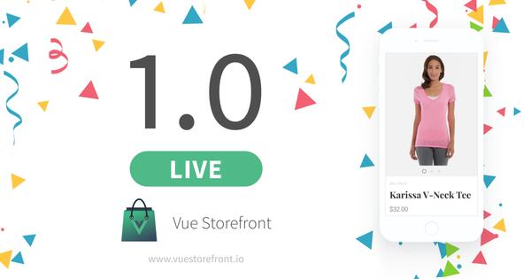 Vue Storefront 1.0 – Piotr Karwatka