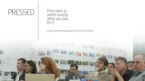 The Information's first documentary explores journalism startups