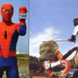 Bizar: hoe de Japanse Spider-Man Power Rangers voortbracht