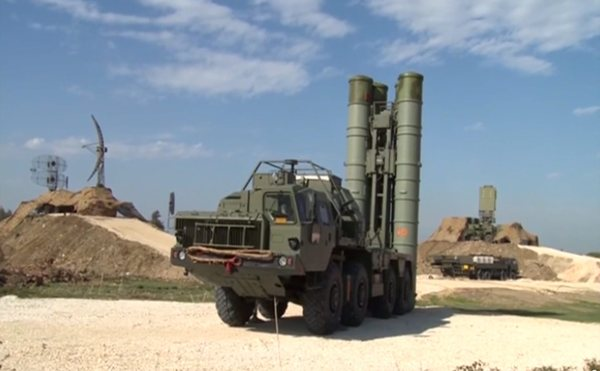 S-400 systeem