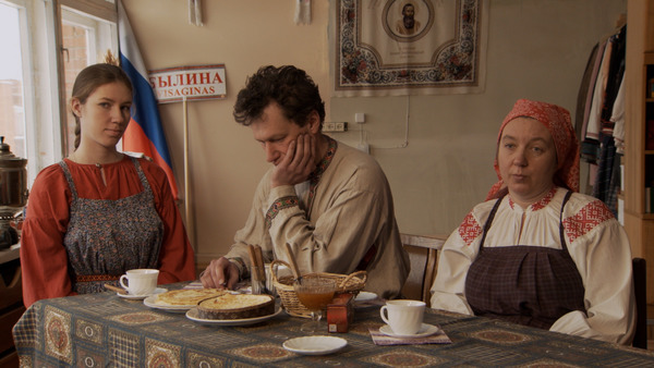 Russische inwoners van Visaginas / EO