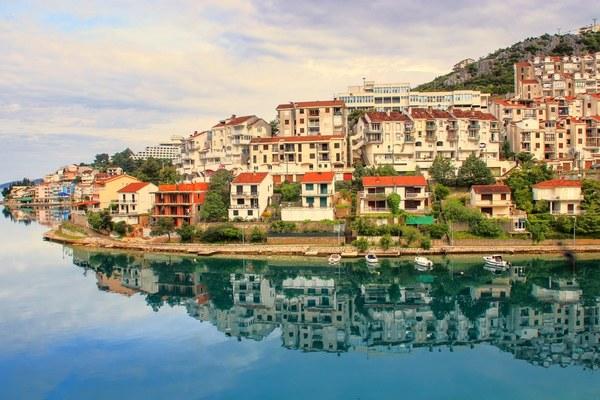 Wie Bosnien und Herzegowina zu einer 12km kurzen Küstenlinie kam