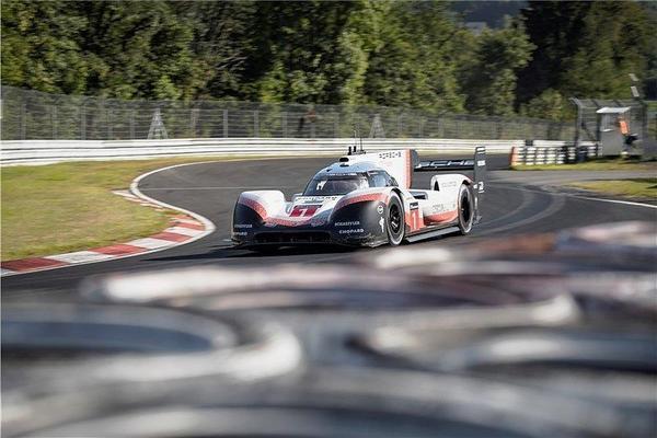 Zum ersten Mal seit 35 Jahren gibt es einen neuen Rundenrekord auf dem Nürburgring