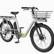CAPACITA - The Most Affordable Smart Cargo E-Bike.