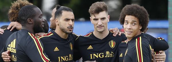 En football, la révolution belge