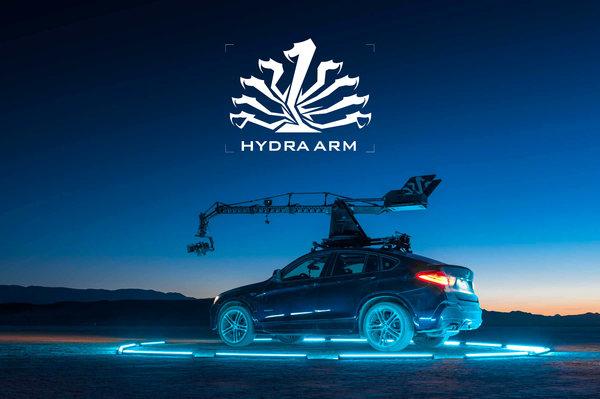 Hydra-Arm | Portable Cinema Crane System