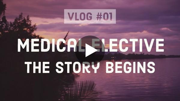 Why I'm starting a Vlog - Cambridge Medical Elective #01 - YouTube