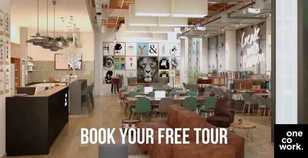 Barcinno readers get a 30% discount for the OneCoWork Plaça Catalunya space!