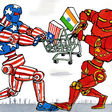 Chinese and US tech giants go at it in emerging markets - Clash of the titans