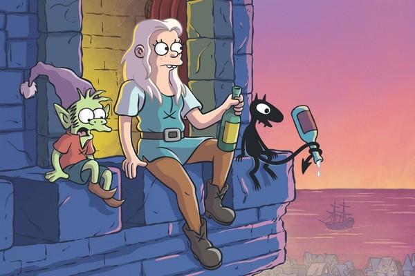 'Des(encanto)': todo lo que sabemos sobre la serie de Matt Groening en Netflix