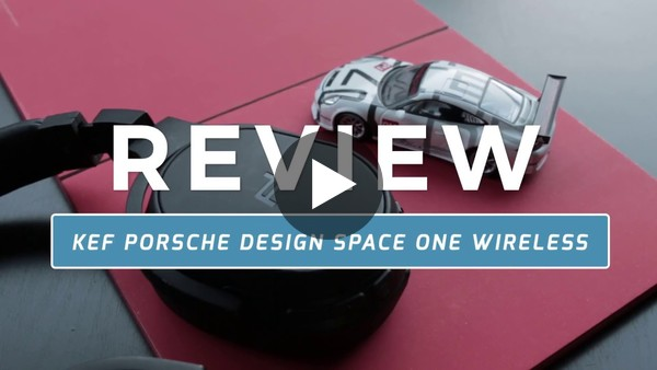 De perfecte design headset? | KEF Porsche Design Space One Wireless review (Dutch) - YouTube
